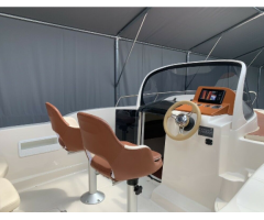 Komplettangebot ✅ NEU Boot Nireus Ω53 ELEGANCE 60PS + Traile