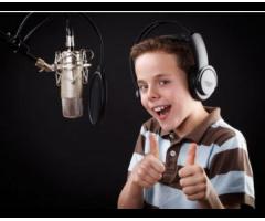 Kindergeburtstag / Event: CD Aufnahme im Tonstudio