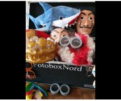 Fotobox mieten Hamburg Hochzeit Firmenfeier Photobox
