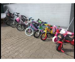NEU!!! Kinderfahrrad Dreirad Laufrad Mountainbike Mädchen J