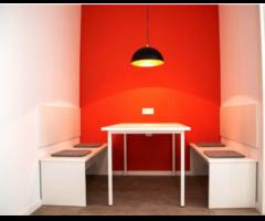 WG-Zimmer im Studentenwohnheim