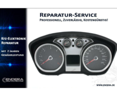 Ford Tacho Kombiinstrument Reparatur Focus,Fiesta,Mondeo,Kug