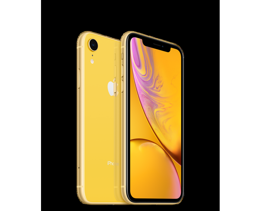 Apple iPhone Xr - Yellow - 64GB - Neu & Ovp - 2/4