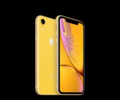 Apple iPhone Xr - Yellow - 64GB - Neu & Ovp