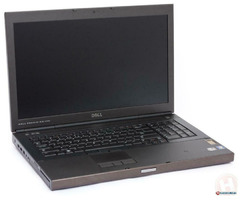 NOTEBOOK LAPTOP DELL Precision M4800 i7 Quadcore CAD 16GB RA