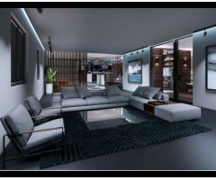 High-Class-Wohntraum im Verborgenen an der Nordseeküste