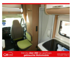 Sun Living Lido A 35 SP - Festbett - Garage -