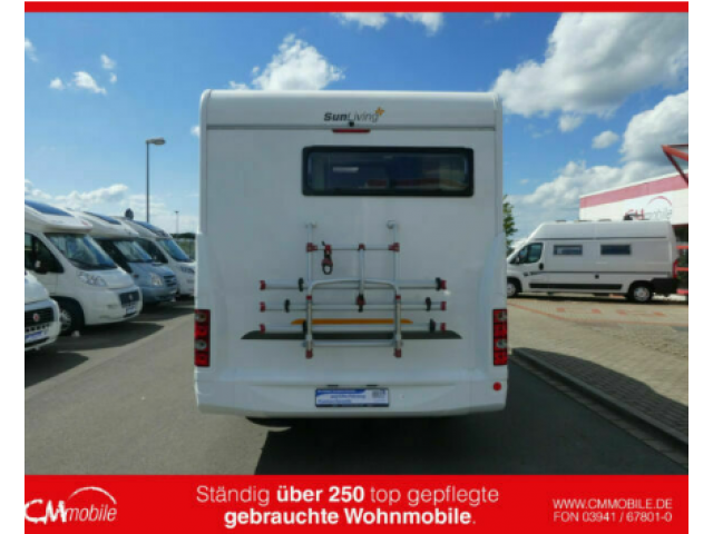Sun Living Lido A 35 SP - Festbett - Garage - - 5/5