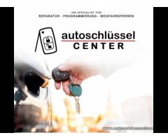 Autoschlüssel nachmachen, reparieren & programmieren
