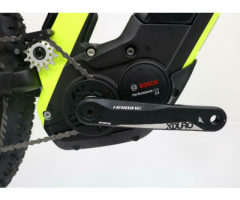 Haibike XDuro FullSeven Carbon 8.0, E-Bike Fully, Bosch CX,