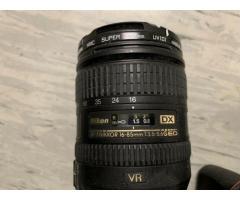 AF-S DX NIKKOR Nikon Objektiv 16-85 mm 1:3,5-5,6G ED VR