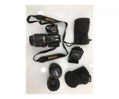 Nikon D3100 Makro Objektiv