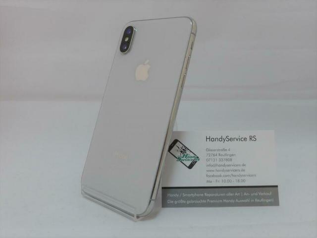 Apple iPhone X 256Gb Silber #361 HandyService RS - 3/3
