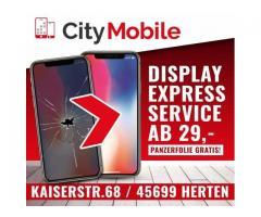 Handy Reparatur Service iPhone 5/5s/6s/7/8/X..+ Samsung