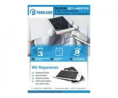 Handy Reparatur Service / iPhone reparatur
