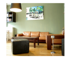central and bright St. Pauli Apartment