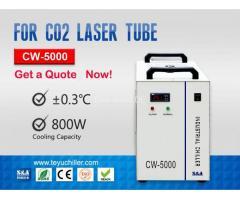 Wasserkühler CW5000