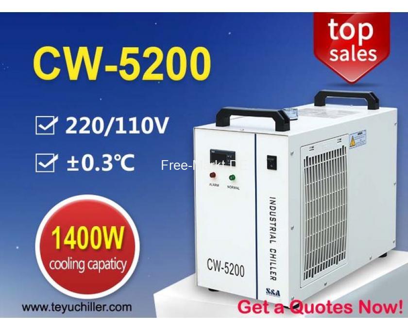 Wasserkühler CW5200 - 1/1