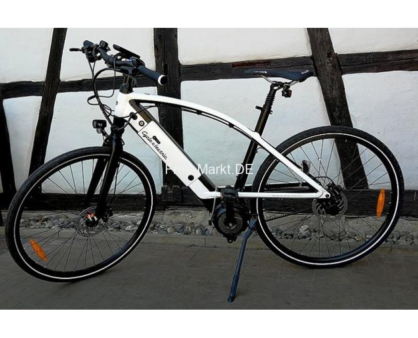 Verkaufe neues Herren E-bike - 1/1
