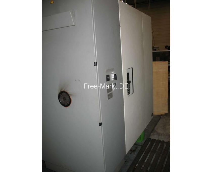 CNC-Fräse DMC 63V - 3/4
