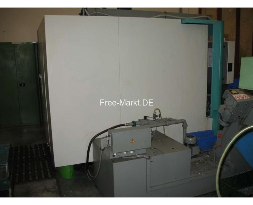 CNC-Fräse DMC 63V - 4/4