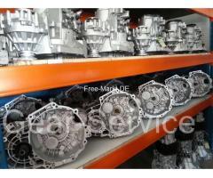 Generalüberholtes Getriebe Toyota Corolla 2,0 D4D GARANTIE