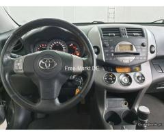 Spendenangebot für ein Fahrzeug (Toyota RAV4)