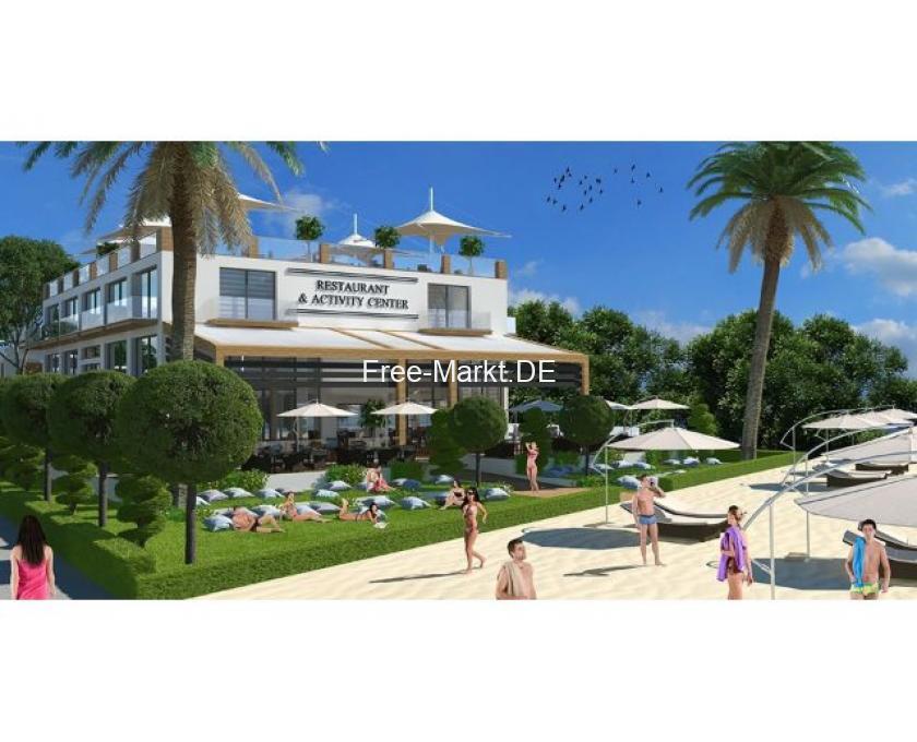 Apartments am Meer im nördlichen Teil von Zypern - 3/8