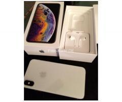 Apple iPhone XS 64gb Silber perfekt