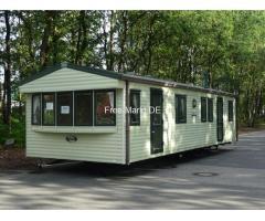 Mobilheim Willerby Westmorland winterfest wohnwagen tiny