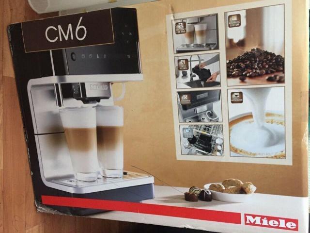 Miele CM6350 schwarz Kaffeemaschine Neu - 1/2