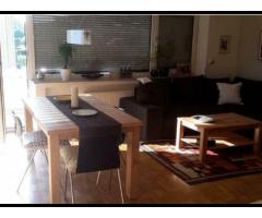 Liebevoll vollmöblierte 3-Zimmer-Wohnung (80,5 ) mit Sonnenb