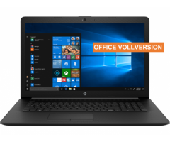 "NEU* HP 17-ca0204ng 17,3"" Laptop + WIN10H + OfficePro"