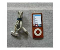 8GB Apple iPod Nano 5.Generation inkl. USB Kabel