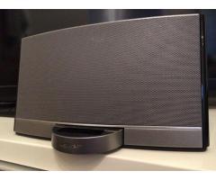 BOSE Sounddock portable Lautsprecher iPod auch AUX UVP
