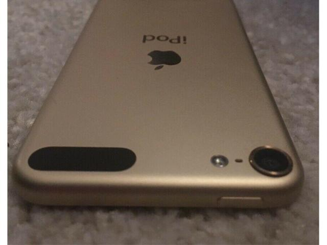 Apple iPod Touch 6.Generation gold 32GB top Zustand - 1/3
