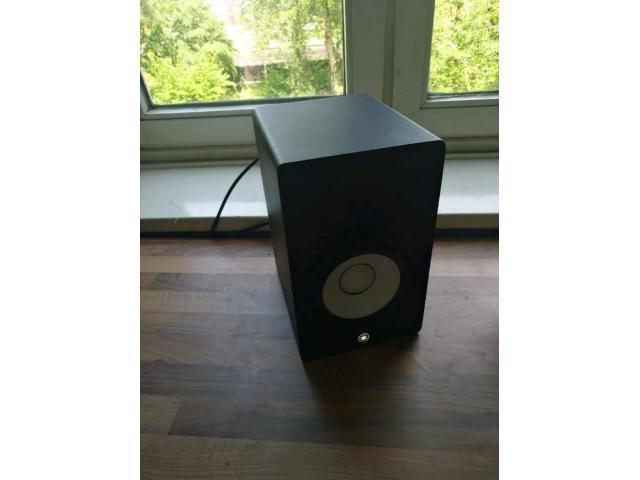 2x Yamaha HS 50 Audio Monitore top Zustand - 2/3