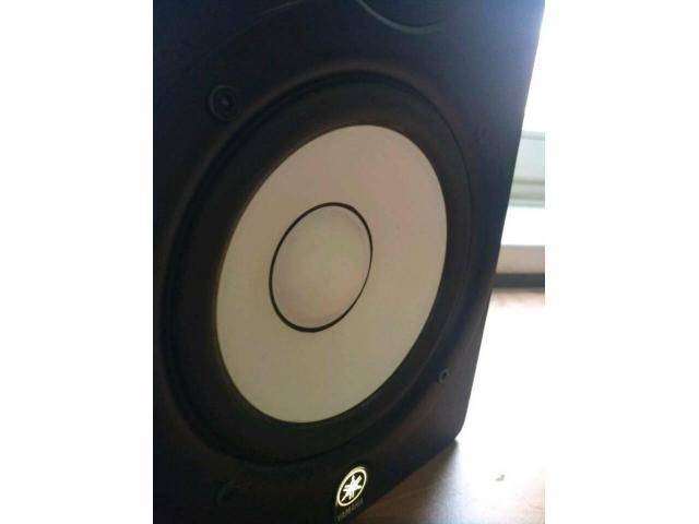 2x Yamaha HS 50 Audio Monitore top Zustand - 3/3