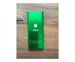 Ipod Nano 5. Generation 8GB mit Kamera