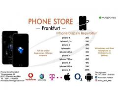 Apple IPhone Display Reparatur ab 20 €