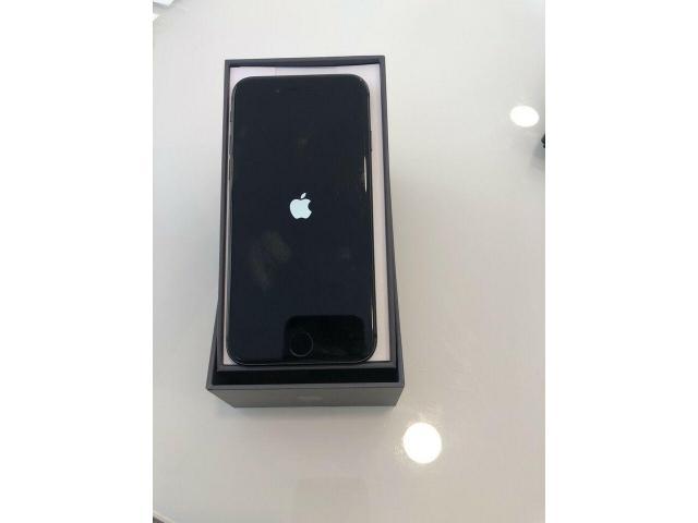Apple IPhone 8 256Gb schwarz ** GEBRAUCHT ** - 1/1