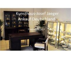 Ankauf Porzellan Figuren Allach Meissen Nymphenburg verkauf
