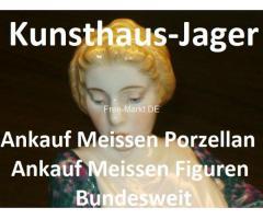 Ankauf Meissen Porzellan Meissner verkaufen Deutschland
