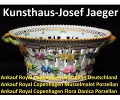 Ankauf Royal Copenhagen Porzellan Kauf verkaufen Deutschland