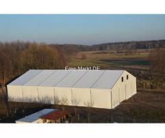 MTB Lagerzelt Zelthalle PROFESSIONAL Zelthalle