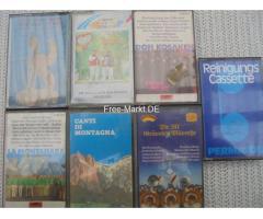 7 Musikkassetten