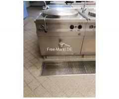 Kochkessel 100 Liter MKN Optima 850 Elektro