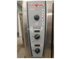Konvektomat Gas Rational CombiMaster Plus CMP 101 G
