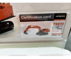 1:50 Hitachi ZX870LCH-3 Bagger / 3 C 325