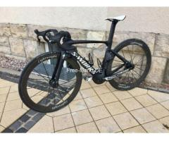 Specialized S-Works Venge Vias Carbon Project Black